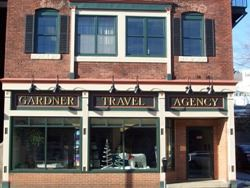 Gardner Travel Facade Project